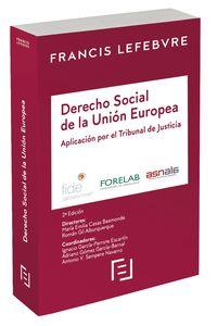 (2 Ed) Manual Derecho Social De La Union Europea - Aa. Vv.