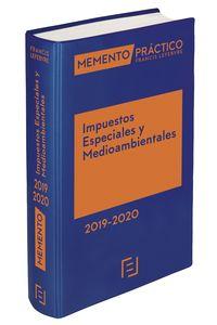 MEMENTO PRACTICO IMPUESTOS ESPECIALES Y MEDIOAMBIENTALES 2019-2020