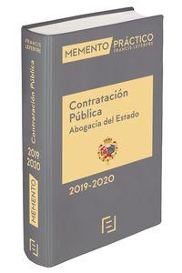 Memento Practico Contratacion Publica (abogacia Del Estado) - Aa. Vv.