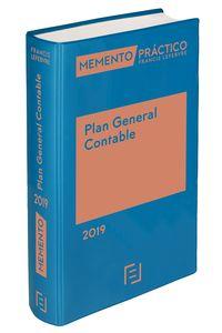 MEMENTO PRACTICO PLAN GENERAL CONTABLE 2019