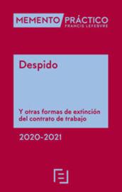 MEMENTO DESPIDO (2020-2021)