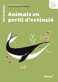Ep 3 / 4 - Animals En Perill D'extincio Quad (projectes) - Aa. Vv.
