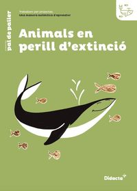EP 3 / 4 - ANIMALS EN PERILL D'EXTINCIO QUAD (PROJECTES)