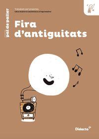 EP 3 - FIRA D'ANTIGUITATS QUAD (PROJECTES)