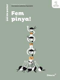 EP 4 - FEM PINYA! QUAD (PROJECTES)
