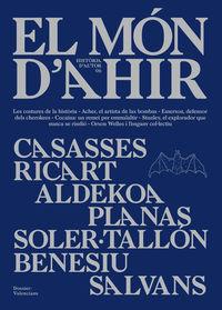 MON D'AHIR, EL 6