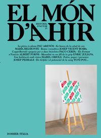 MON D'AHIR, EL 15
