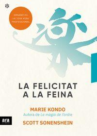 La felicitat a la feina - Marie Kondo