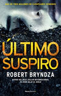 Ultimo Suspiro - Robert Bryndza