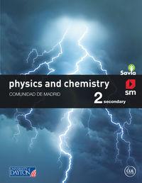 ESO 2 - PHYSICS AND CHEMISTRY - SAVIA