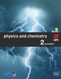 ESO 2 - PHYSICS AND CHEMISTRY (LRIO) - SAVIA