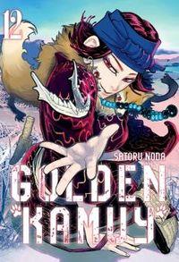 Golden Kamuy 12 - Satoru Noda