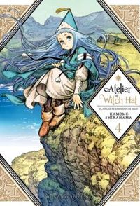 Atelier Of Witch Hat 4 - Kamome Shirahama