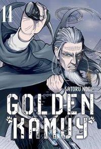 Golden Kamuy 14 - Satoru Noda