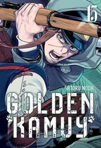 Golden Kamuy 15 - Satoru Noda