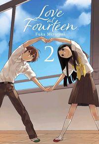 Love At Fourteen 2 - Fuka Mizutani