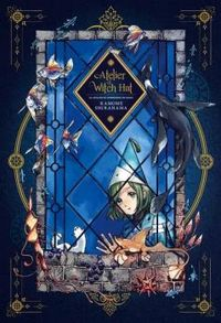 Atelier Of Witch Hat - Notebook - Kamome Shirahama