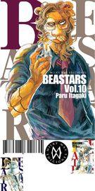 Beastars 10 - Paru Itagaki
