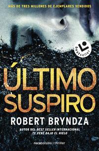 ULTIMO SUSPIRO (SERIE ERIKA FOSTER 4)