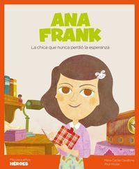 Ana Frank - Maria Cecilia Cavallone