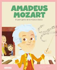 Amadeus Mozart - Javier Alonso Lopez