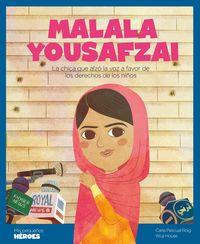 Malala Yousafzai - Carla Pascual Roig