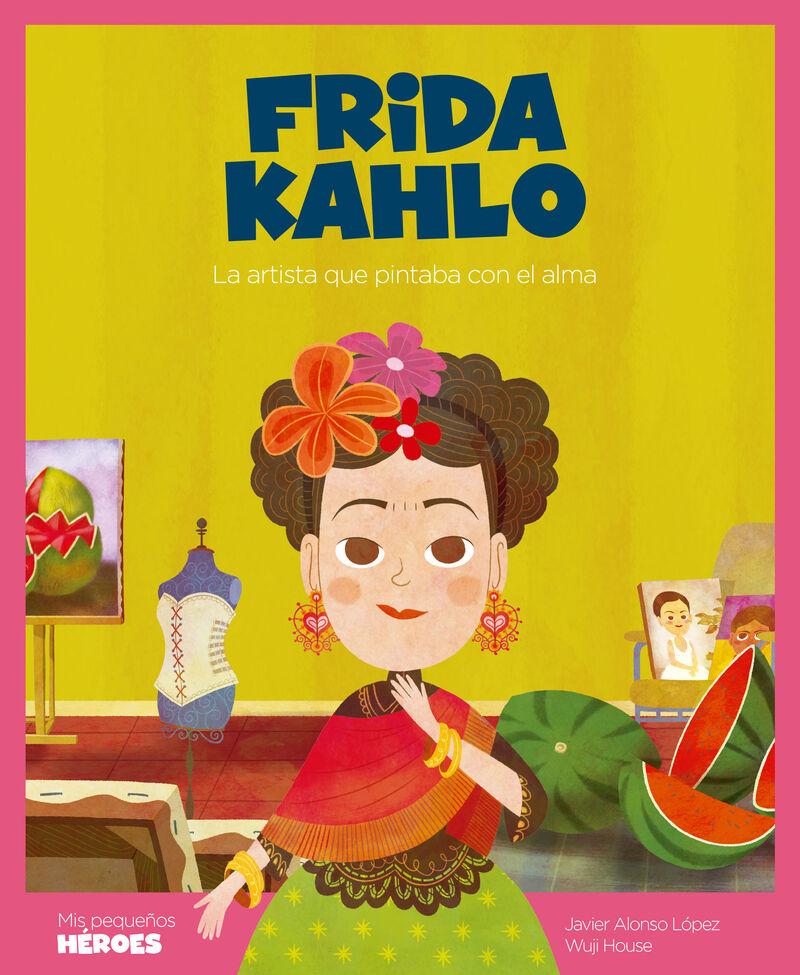 Frida Kahlo - Javier Alonso Lopez