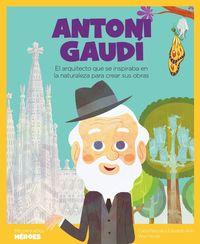 Antoni Gaudi - Acin Dal / Pascual