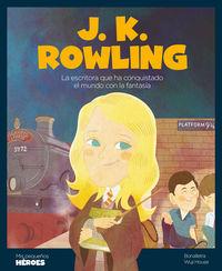 J. K. Rowling - Bonalletra Alcompas / Wuji House (il. )