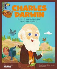 CHARLES DARWIN (VERSIO CATALA)