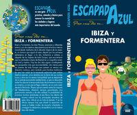 ibiza y formentera - escapada azul - Aa. Vv.