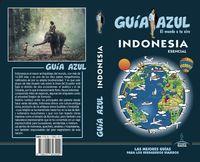 INDONESIA - GUIA AZUL