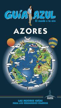 AZORES - GUIA AZUL