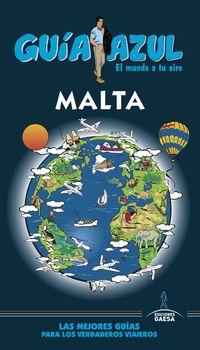 MALTA - GUIA AZUL