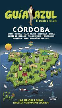 CORDOBA - GUIA AZUL