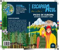 picos de europa - escapada azul - Jesus Garcia Marin / Manuel Monreal Iglesia / Paloma Ledrado Villafuertes