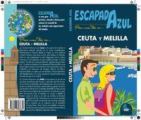 ceuta y melilla - escapada azul - Daniel Cabrera / Paloma Ledrado