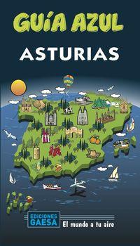 ASTURIAS - GUIA AZUL