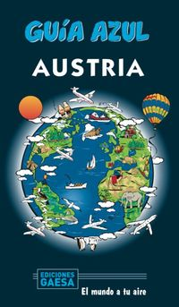 Austria - Guia Azul - Aa. Vv.