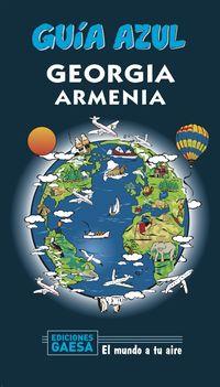 Georgia Y Armenia - Guia Azul - Aa. Vv.