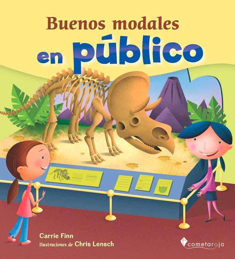 BUENOS MODALES EN PUBLICO