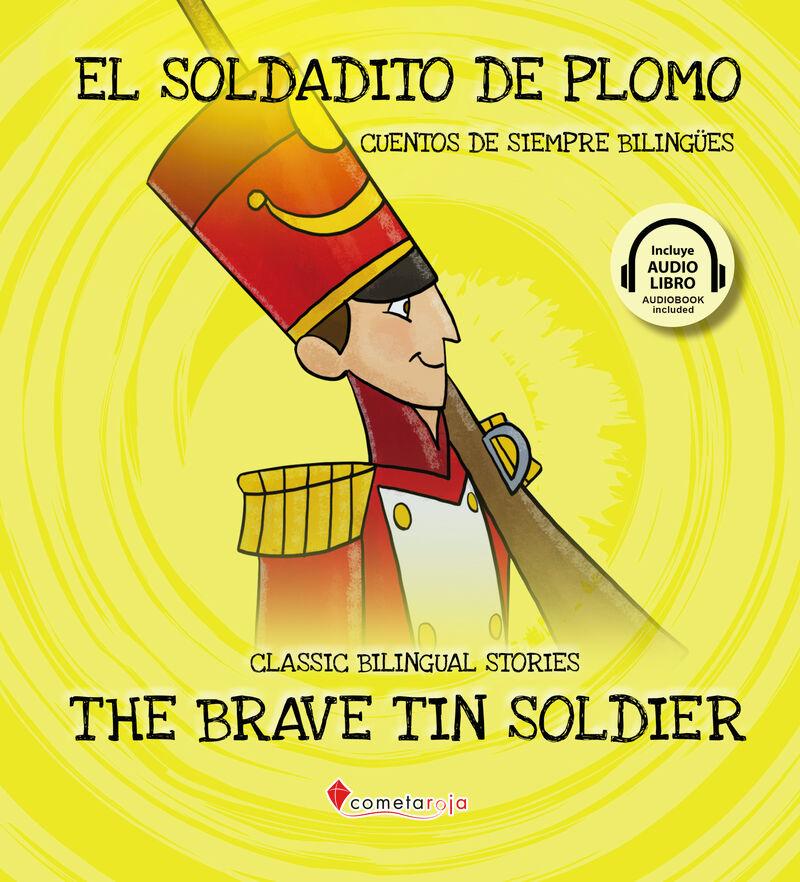 Soldadito De Plomo, El = Brave Tin Soldier, The (+audiolibro) - Aa. Vv.