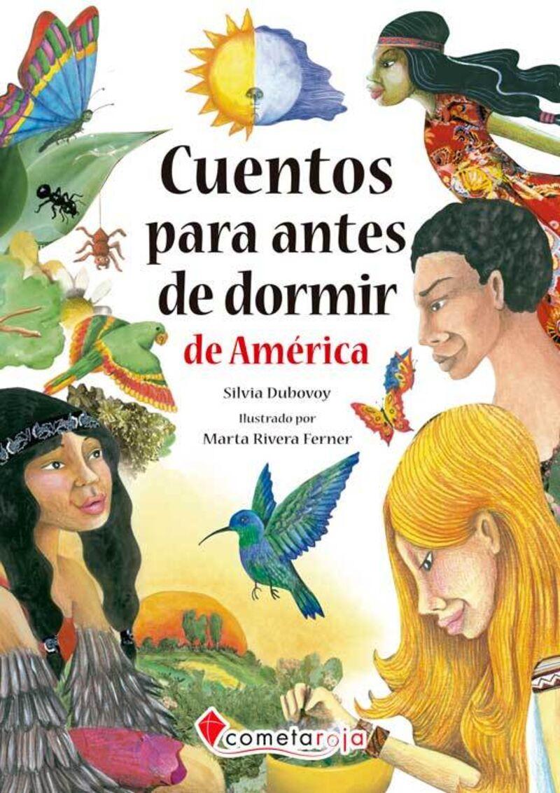 De America - Cuentos Para Antes De Dormir - Aa. Vv.