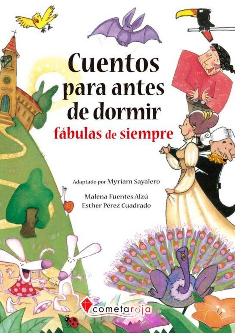 Fabulas De Siempre - Cuentos Para Antes De Dormir - Aa. Vv.