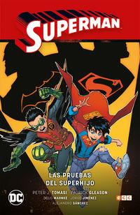 SUPERMAN 2 - LAS PRUEBAS DEL SUPERHIJO
