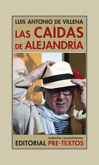 CAIDAS DE ALEJANDRIA, LAS - LOS BARBAROS Y YO (1997-2008)
