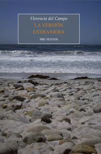La version extranjera - Florencia Del Campo