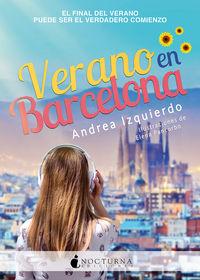 Verano En Barcelona - Andrea Izquierdo Fernandez / Elena Pancorbo (il. )