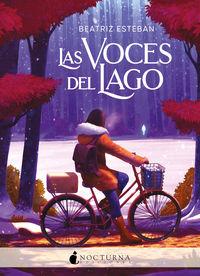Las voces del lago - Beatriz Esteban Brau