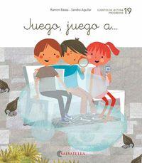 JUEGO, JUEGO A. .. (CURSIVA) - (JA / JO / JU; GE / GI)